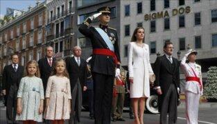 Proclaman a Felipe VI como nuevo rey de España