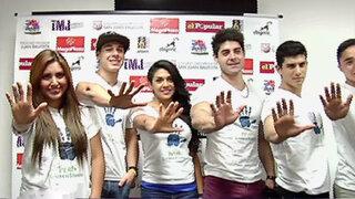 Campaña 'Perú contra el bullying' se realizará este 28 de junio
