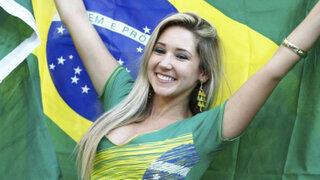 Brasil 2014: las hinchas más bellas que alborotan las tribunas del Mundial