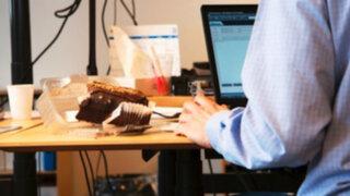 FOTOS: Cinco hábitos para evitar subir de peso en el trabajo