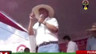 Obras inauguradas por Humala causan indignación en Piura