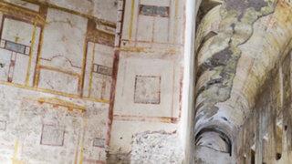 Palacio de emperador Nerón será reabierto en 2018 tras años de restauraciones