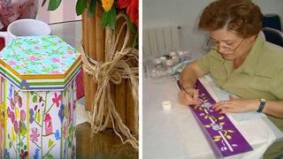 Lorena y Nicolasa: entérese cómo curar el estrés a través del arte