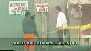 Informe 24: Víctimas de traficantes de terrenos exigen ayuda urgente del Gobierno