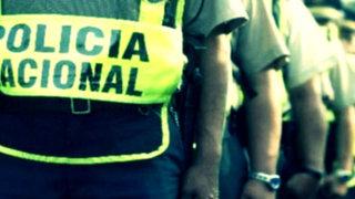Poder Judicial estaría reincorporando a delincuentes a la Policía Nacional