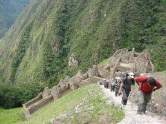 Unesco reconoció como Patrimonio Mundial al Camino Inca