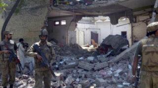 Nuevo ataque aéreo contra los talibanes dejó al menos 30 muertos en Pakistán