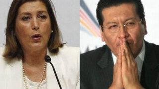Ministros Eda Rivas y Carlos Paredes también dejan hoy el Gabinete Ministerial