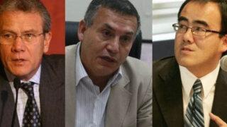 Recomposición del Gabinete: Tres nuevos ministros jurarán esta noche