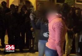 Cajamarca: ronderos obligan a cantar el Himno Nacional a prostitutas y clientes
