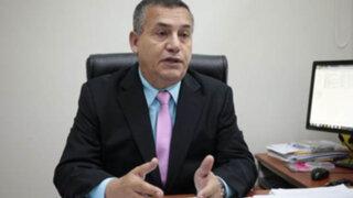 Ministro Urresti: Cada delito tiene que ser combatido de manera diferente