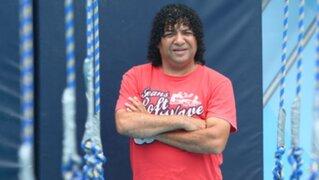 Carlos Vílchez respondió a las acusaciones de agresión por parte de su esposa