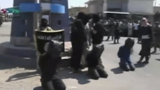 Estremecedor video de los asesinatos que cometen Yihadistas en Siria