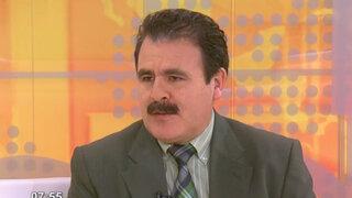 PCM: Jorge Rimarachín fue nombrado secretario de Demarcación y Organización Territorial