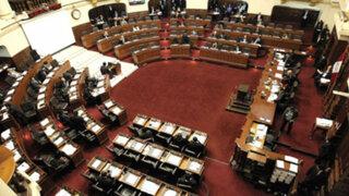 Falta quorum y decisión política para aprobar no reelección de presidentes regionales