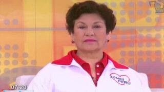Nora Bonifaz: Alcaldesa Susana Villarán ha perdido el Cercado de Lima
