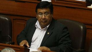 Congreso suspende por 120 días al congresista Alejandro Yovera