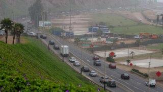 Senamhi: Continuarán fuertes vientos de más de 35 kilómetros en Lima e Ica