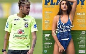 Patricia Jordane, la modelo por la que Neymar ordenó vetar revista Playboy