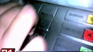 Capturan a 'clonadores' búlgaros con tarjetas de crédito y droga en Miraflores