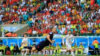 Bloque Deportivo: los 10 mejores goles de la fase de grupos de Brasil 2014