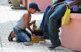 Senado aprobó norma que permite el trabajo infantil en Bolivia