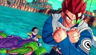 Aparece un nuevo personaje en el videojuego Dragon Ball Xenoverse