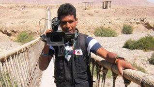 Murió periodista que sufrió quemaduras por explosión de cisterna en Arequipa