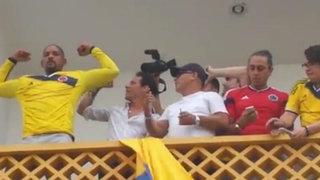 Will Smith bailó salsa y declaró su apoyo a Colombia en el Mundial Brasil 2014