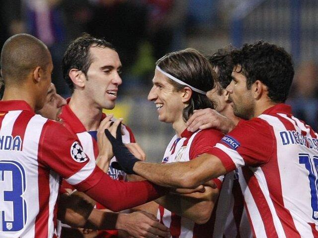 Chelsea ofrece 100 millones de euros por Godín, Filipe Luis y Diego Costa
