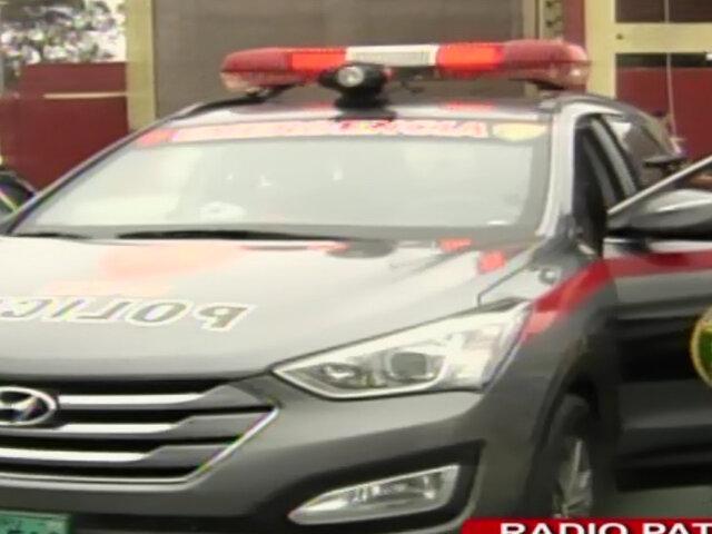 La Policía aseguró que conductores de patrulleros inteligentes están capacitados