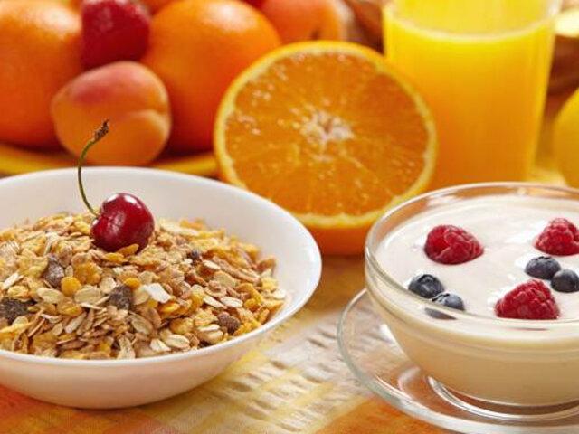 Lorena y Nicolasa: Sepa qué es lo que debe consumir en un desayuno saludable