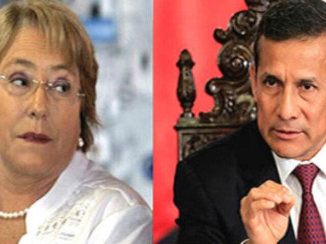 Gobierno chileno protestará contra proyecto de ley sobre triángulo terrestre