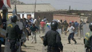 Jicamarca: alcaldesa confirmó la muerte de dos personas tras enfrentamientos