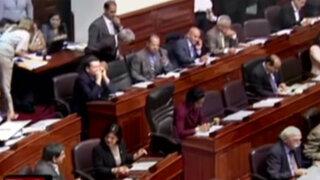 Proponen que la oposición presida nueva mesa directiva del Congreso