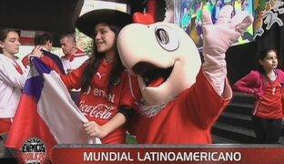 El entrañable Condorito llegó a Perú y encendió la fiebre mundialista en Lima