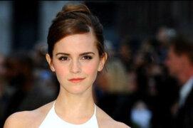 ¿Emma Watson viene a Lima? Actriz fue invitada a participar de la COP20
