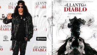 Guitarrista Slash invita a peruanos al estreno de su película 'El llanto del diablo'