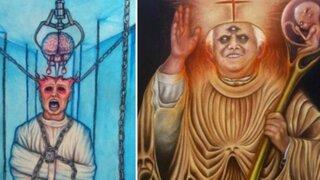 FOTOS: 10 fobias extrañas ilustradas de la forma más aterradora posible