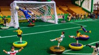 FOTOS: las jugadas claves de Brasil 2014 inmortalizadas en divertidas miniaturas