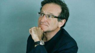 Robin Williams fue internado en centro de rehabilitación por adicción a cocaína