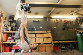 VIDEO: inventan unos zapatos magnéticos para andar por el techo