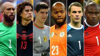 Bloque Deportivo: ¿Quién es el mejor guardameta del Mundial Brasil 2014?