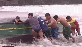 Costa Verde: cierran tramo de circuito de playas por oleajes anómalos