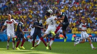 Alemania, primer semifinalista: venció 1-0 a Francia con gol de Hummels