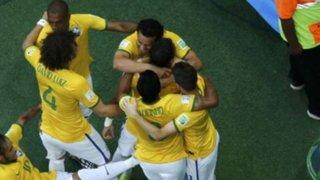 Brasil venció 2-1 a Colombia en partidazo y es semifinalista de su Mundial