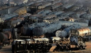 Incendian más de 400 camiones con combustible en Afganistán
