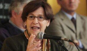 Declaran inadmisible la lista de candidatos de Susana Villarán