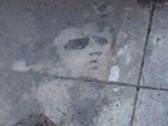 Elvis Presley: aparece rostro del Rey del Rock en patio de una casa en Reino Unido