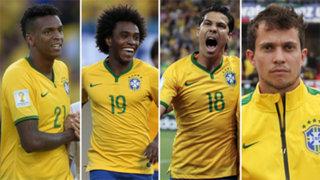 Brasil 2014: ¿Quién sería el reemplazante de Neymar ante Alemania?